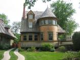 Walter H. Gale House, designed by Frank Lloyd Wright, 1893